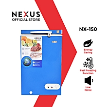 Nexus Chest Freezer NX-150C- 100L  Blue