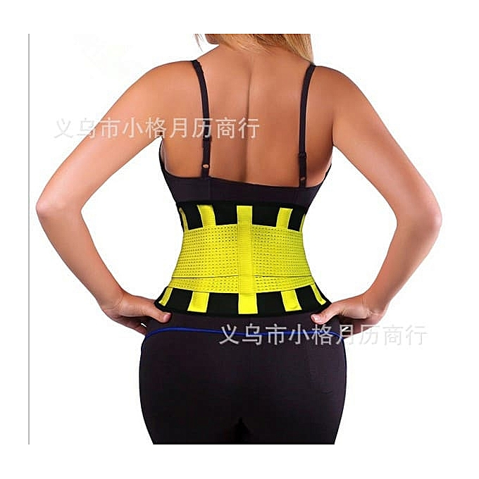 bcaeb53280075 Generic Latex Tummy Waist Shaper Power Belt