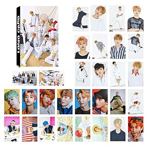 Eleganya 30 Pcs/Set Kpop NCT DREAM Homemade LOMO Cards