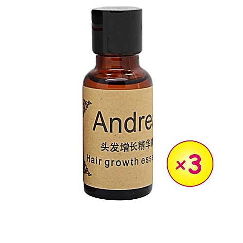 Fast Hair Growth Essence - 20ml (Pack Of 3)