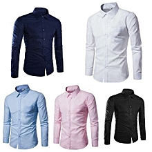 07ccc0df161f9 5 Pairs Of Quality And Classy Men Shirts - Multi-Colored