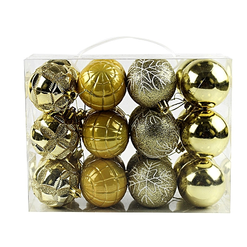 60mm Christmas Xmas Tree Ball Bauble Hanging Home Party Ornament Decor Wannag