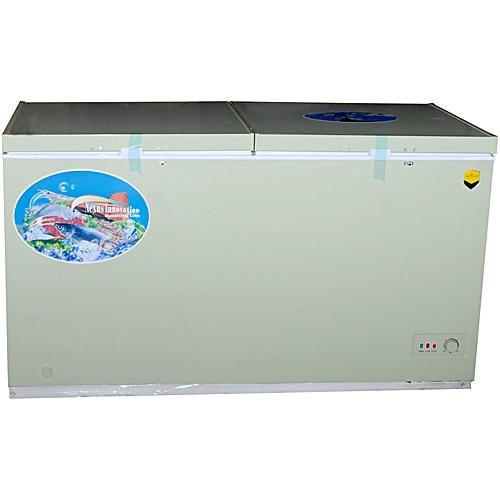 420 Liter Nexus Double Door Chest Freezer (Lagos Delivery Only)