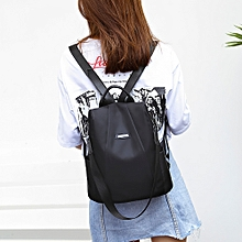 b870e510064e Women Travel Backpack Travel Bag Anti-theft Oxford Cloth Backpack