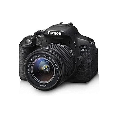 EOS 700D Digital Camera WITH 18-55MM LENS