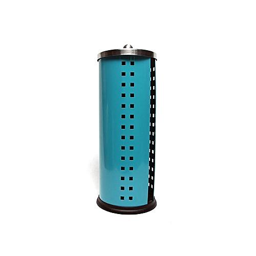 Toilet Roll Holder - Turquoise Blue