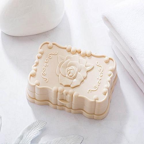 1PCWaterproof European Style Soap Box Bathroom Accessories