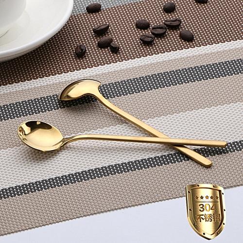 304 Creative Stainless Steel Stirring Spoon