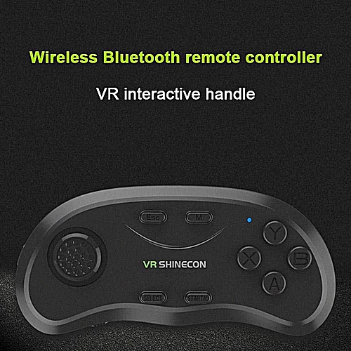 Wireless Bluetooth Gamepad VR Remote Controller For Android/IOS PC Smartphones LBQ