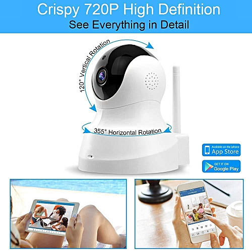 TENVIS HD IP Wireless Surveillance Camera