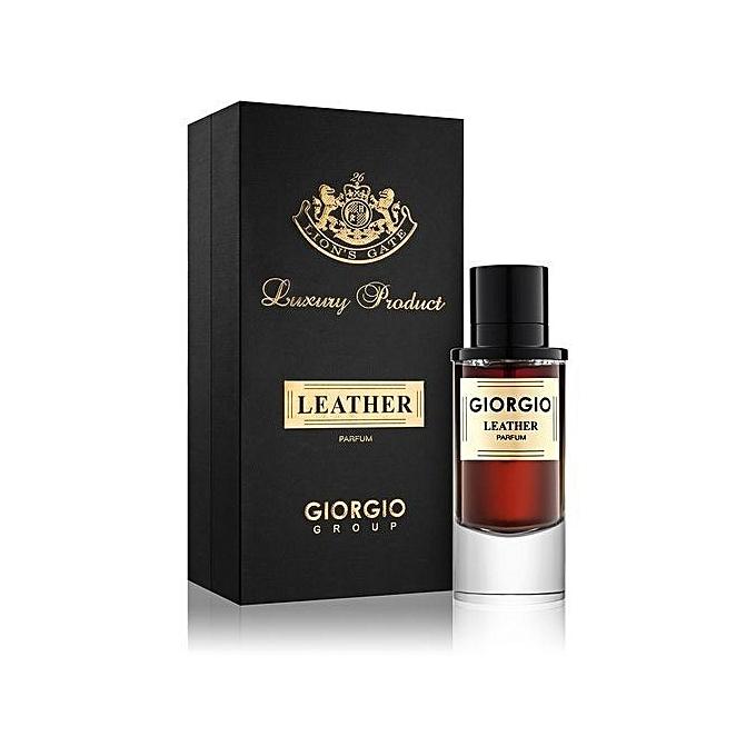 Giorgio Leather Parfum Intense Unisex Perfume Edp Jumia