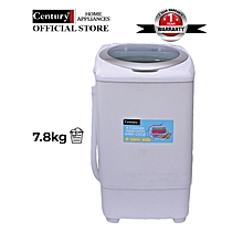 Century Washing Machine- 7.8KG