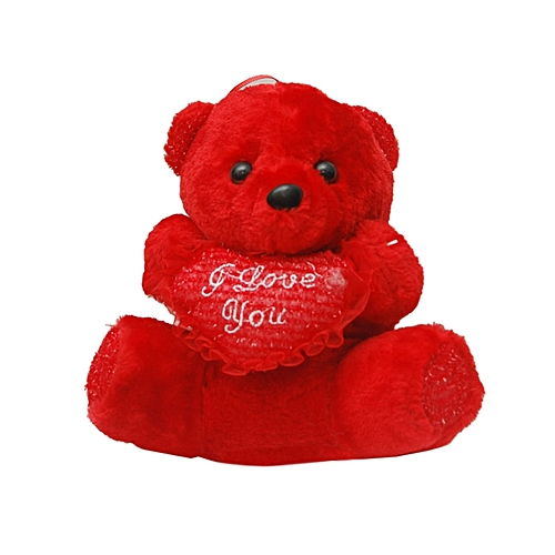 Buy happy i love you teddy bear red best price online jumia i love you teddy bear red voltagebd Gallery