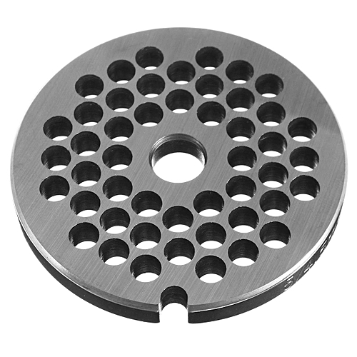 Stainless Steel Meat Grinder Discs And 4.5mm Hole For #5 Meat Grinder