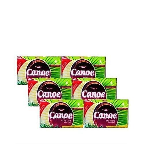 Laundry Bar Soap (Canoe) - 140g X 48