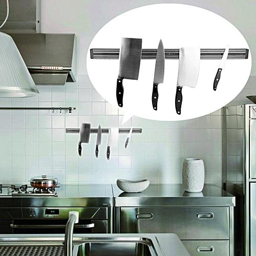 Wall Mount Magnet KF Racks Utensil Magnetic Holders Kitchen Tools Kits 550×50×16mm
