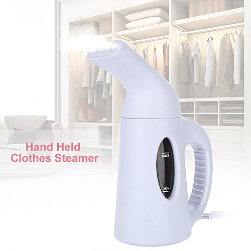SHANYU Portable Hand Held Electric Garment Clothes Fabric Steamer For Home Travel US Plug 120V