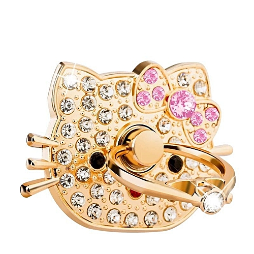 Phone Decoration Ring Buckle Cell Phone Holder Brackets Universal Finger Ring Phone Frames Phone Stent Accessories