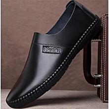 Plat Casual Shoes Sneakers Men 2018 Fashion Summer Convenient Elastic Set Of Feet Matte Peas Shoes Men Shoes Lazy Shoes Man Sufficient Supply Men's Casual Shoes