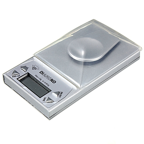 10g/0.001g Milligram Precision Digital Jewelry Diamond Scale Weight Balance Gram