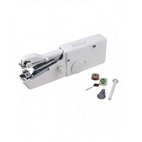Portable And Cordless Handheld Sewing Machine ( Battery Operated)