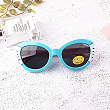 d271706a952 Polarized Baby Sunglasses Outdoor Travelling Silicone Kids Sun Glasses  Lovely Girls Eyewear Uv400 Child N612