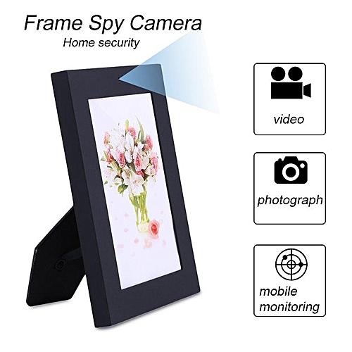 Photo Frame Camera DV A Kind Of High-end MIN DV Home Security Hidden Camera By HT