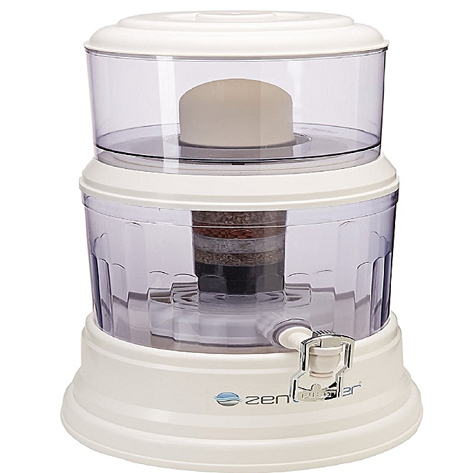 4 Gallon Countertop Water Purifying System