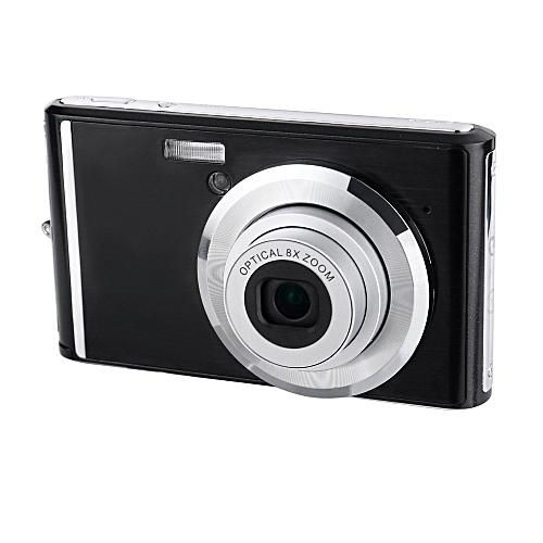 2.4 Inch LCD Screen 20MP 8X Optical Zoom Digital Camera Telescopic Lens 20A Drop Shipping CHSMALL