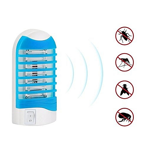 Loskii Electric Bug Zapper Pest Insect Catcher Trap Mosquito Killer Lamp Light US Plug
