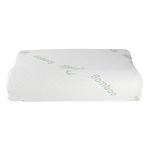 30 X 50cm Sleep Polyester Fiber Slow Rebound Memory Foam Pillow Health Care
