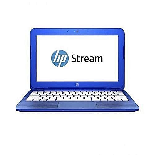"""STREAM 11 INTEL CELERON DUAL N3600 1.6GHz 32GB EMMC 4GB RAM 11.6"""" DISPLAY BLUETOOTH WEBCAM COLOR AQUA BLUE"""