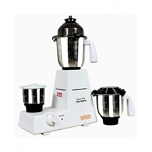 Heavy Duty Blender With Mixer And Grinder - 750 Watts