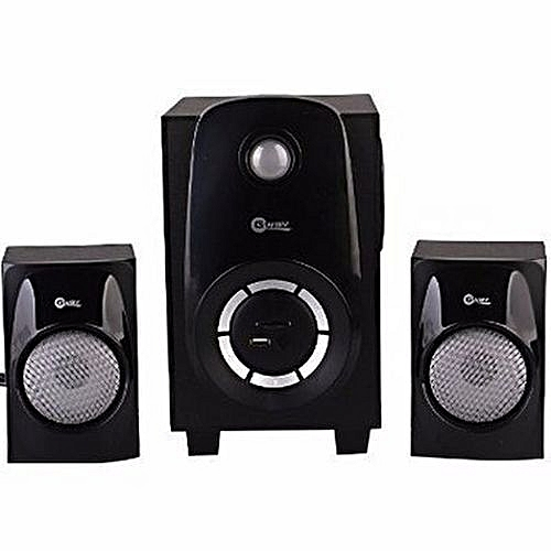 Bluetooth Home Theater Shock System Mark 11 - Black