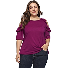 2d88e454b83 Buy Plus-Size Women's Tops & Tees Products Online in Nigeria | Jumia