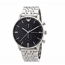 cc2132175be Men  039 s Quartz Watch With Metal Strap