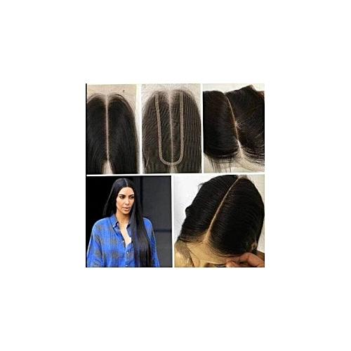 2*6 10 INCH BODY HUMAN HAIR CLOSURE