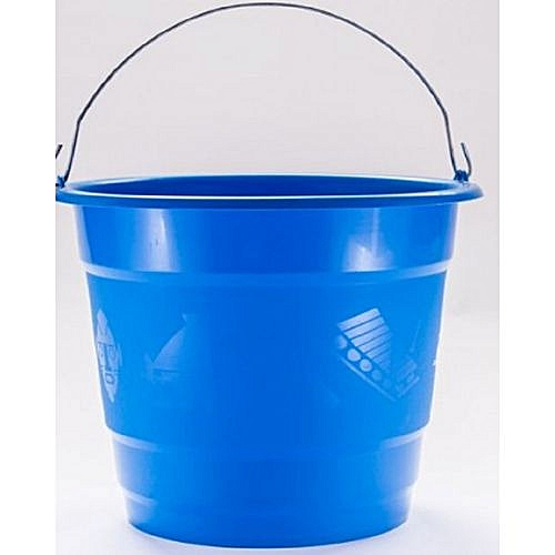 Plastic Bucket - Blue