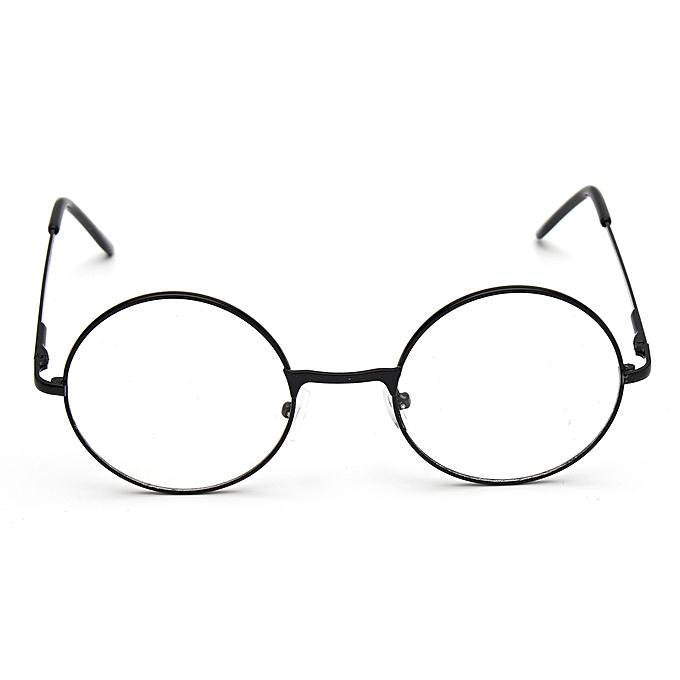 e05e54b652576 Metal Vintage Men Women Clear Lens Eyeglasses Retro Round Frame Eye Glasses  Lens