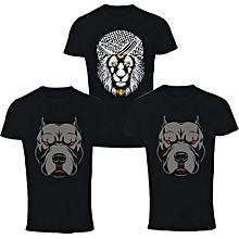 Top Freaky T-Shirt Black