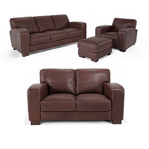 7 Seater Leather Sofa(delivery Lagos Only