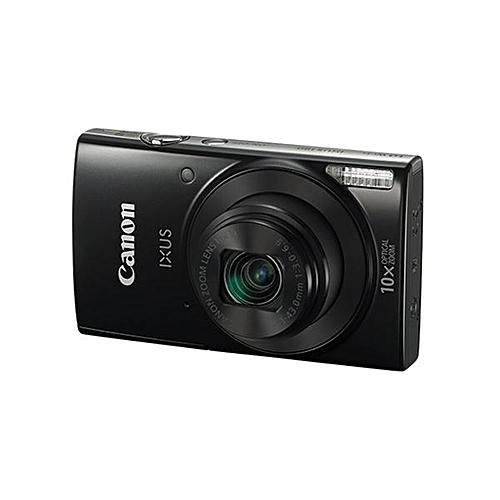 IXUS 190 Ultra-slim Camera - Black
