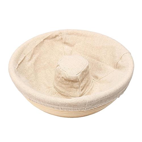 Round Oval Long Banneton Bortform Bread Bread Proofing Rattan Basket Handmade