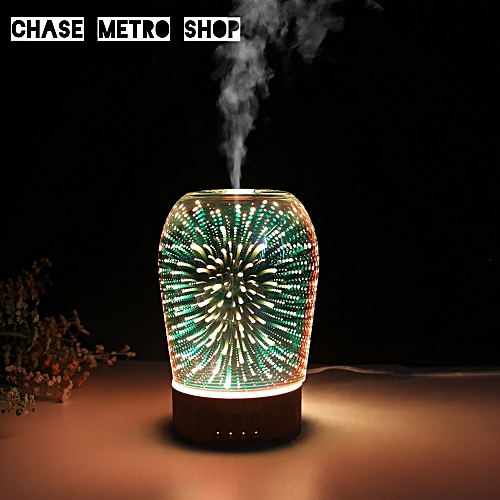 3D Electric Aromatherapy Essential Oil Diffuser
