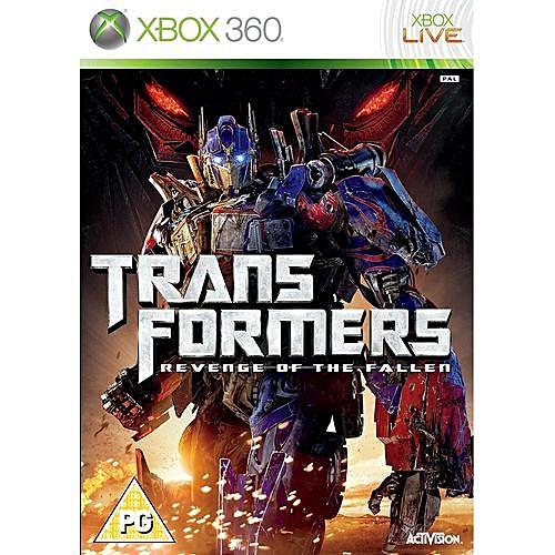 Transformers - Revenge Of The Fallen - Xbox 360 PAL