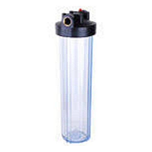 Pipe-Tap Water Sediments Filter Purifier Treatment Pot Container- 20 Inches
