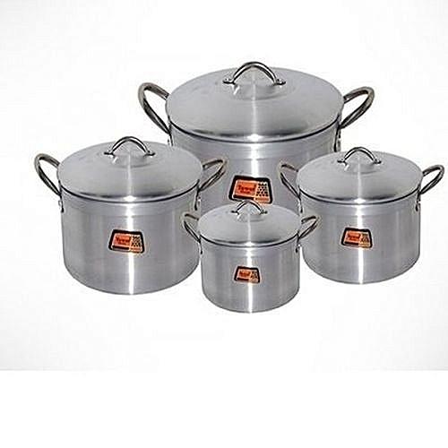 Cooking Pot - 4 Piece Set