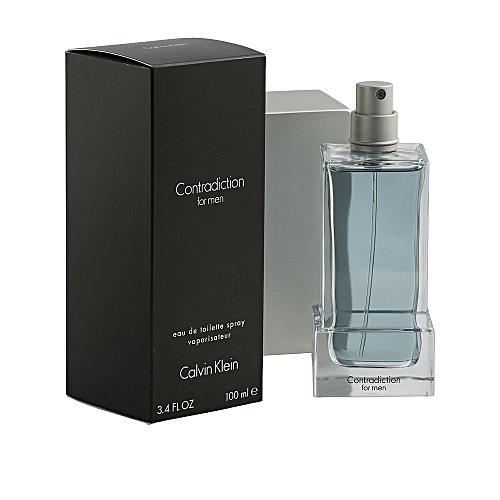 Calvin Klein  Contradiction For Men By Calvin Klein 100ml EDT