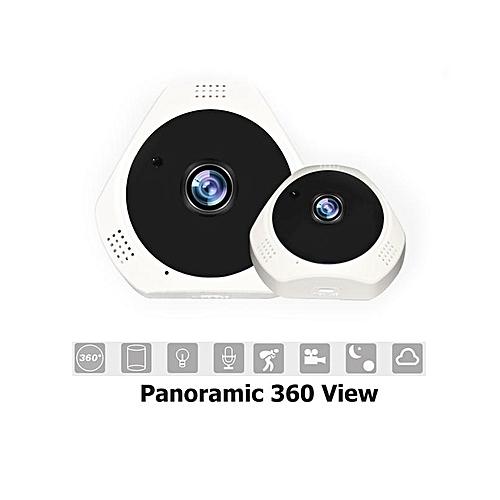 Wireless Wifi CCTV Camera 360 Degree XDen