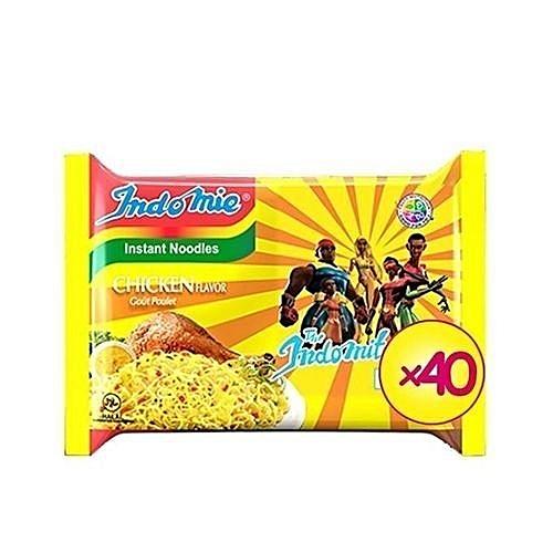 Chicken Flavour Instant Noodles -40 Packs X 70g
